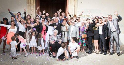 Photographe mariage - Uzan - photo 20
