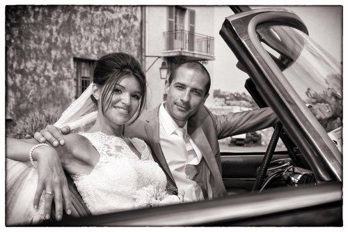 Photographe mariage - ALAIN AGUANO PHOTOGRAPHE - photo 18