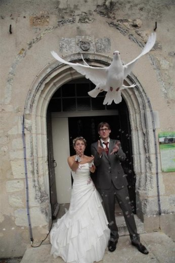 Photographe mariage - PHOTO VIGREUX - photo 12