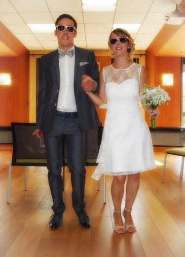 Photographe mariage - Quélais lolita - photo 50