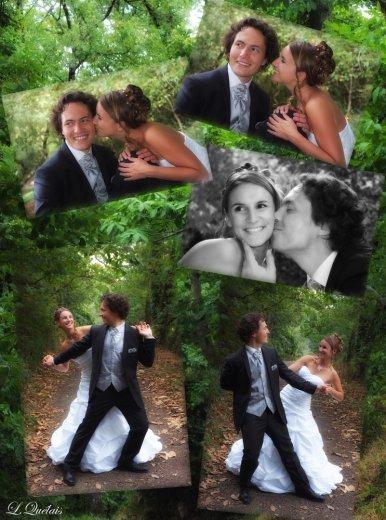 Photographe mariage - Quélais lolita - photo 1