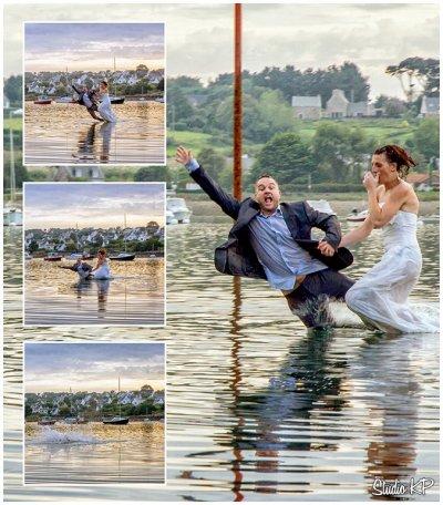 Photographe mariage - Studio KP - photo 4