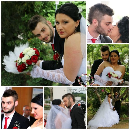 Photographe mariage - Angy Photography Barentin - photo 31