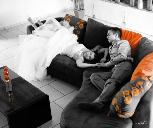 Photographe mariage - images'in - photo 14
