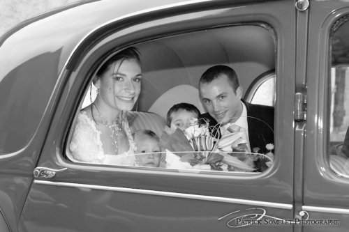 Photographe mariage - Patrick SOMELET Photographe - photo 33