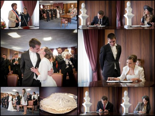 Photographe mariage - Laureos Photographies - photo 12