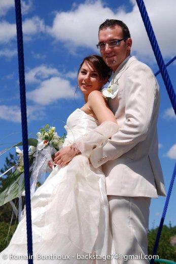 Photographe mariage - Romain BONTHOUX - photo 6