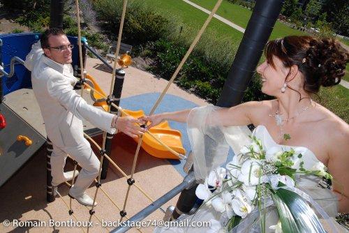 Photographe mariage - Romain BONTHOUX - photo 7