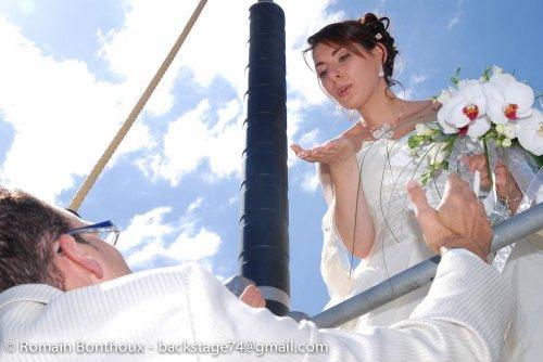 Photographe mariage - Romain BONTHOUX - photo 8