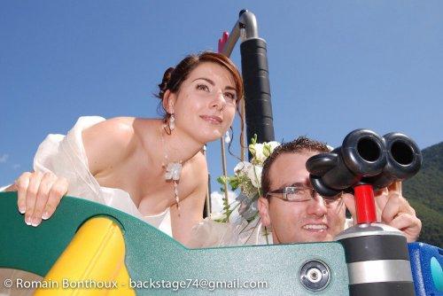 Photographe mariage - Romain BONTHOUX - photo 9