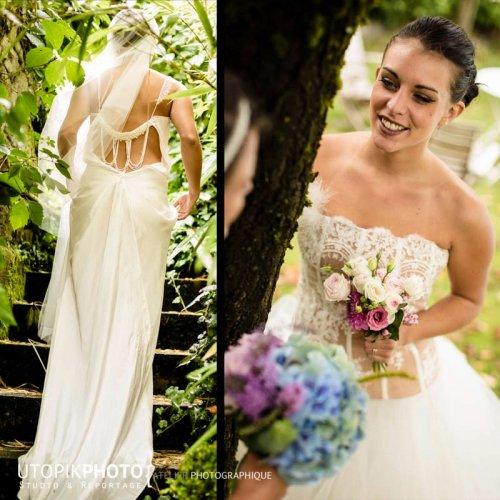 Photographe mariage - Utopikphoto - photo 11