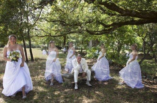 Photographe mariage - JL Photographie mariage. - photo 40