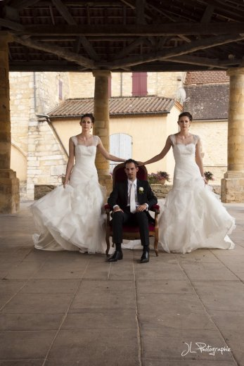 Photographe mariage - JL Photographie mariage. - photo 38