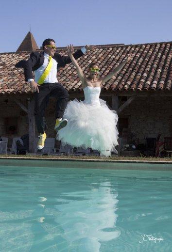 Photographe mariage - JL Photographie mariage. - photo 195