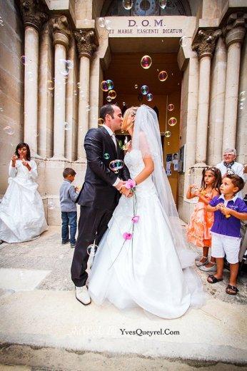 Photographe mariage - Yves QUEYREL Photographe - photo 12