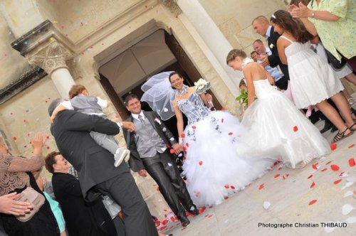 Photographe mariage - THIBAUD Christian, photographe - photo 44