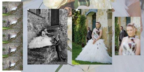 Photographe mariage - Photographe mariage portrait - photo 35