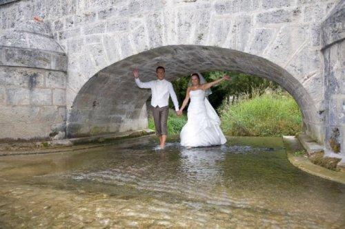 Photographe mariage - Photographe mariage portrait - photo 1