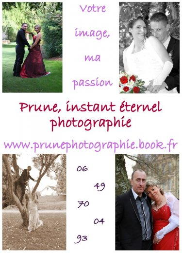 Photographe mariage - Prune Photographie - photo 15
