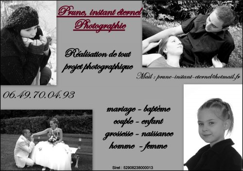 Photographe mariage - Prune Photographie - photo 13