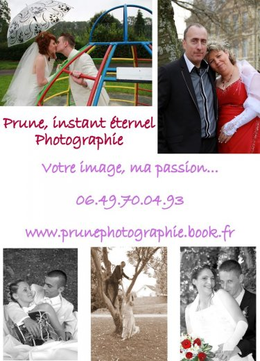 Photographe mariage - Prune Photographie - photo 14