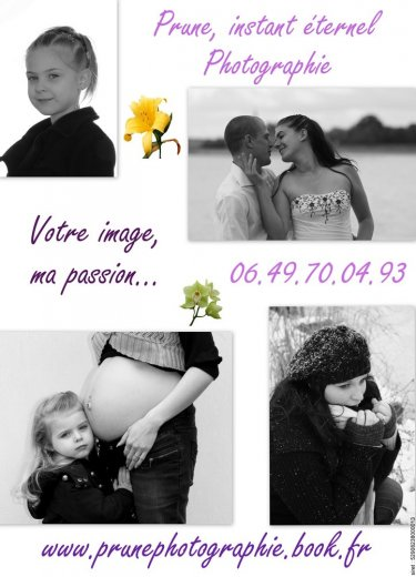 Photographe mariage - Prune Photographie - photo 12