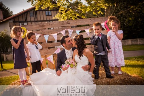 Photographe mariage - Valleau Patrick Photographe - photo 19