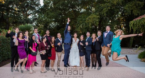 Photographe mariage - Valleau Patrick Photographe - photo 18