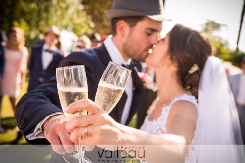 Photographe mariage - Valleau Patrick Photographe - photo 13