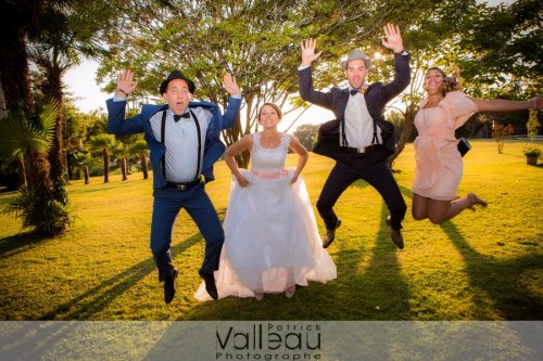 Photographe mariage - Valleau Patrick Photographe - photo 20