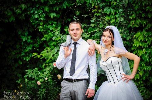 Photographe mariage - FRED GUERIN PHOTOGRAPHE - photo 34