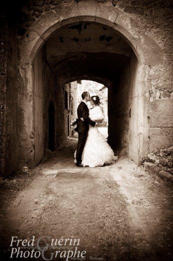 Photographe mariage - FRED GUERIN PHOTOGRAPHE - photo 5