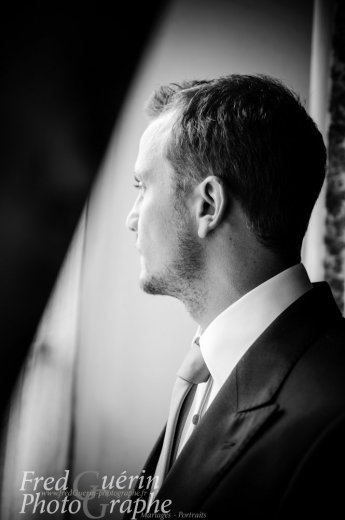 Photographe mariage - FRED GUERIN PHOTOGRAPHE - photo 2