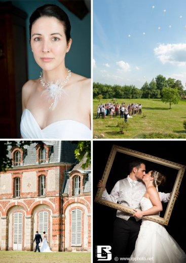 Photographe mariage - Photographe Mariage Yvelines - Paris - photo 2