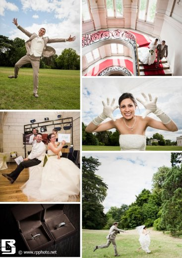Photographe mariage - Photographe Mariage Yvelines - Paris - photo 3