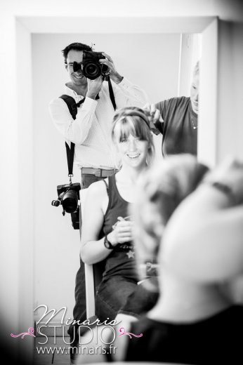 Photographe mariage - Minaris studio - photo 11