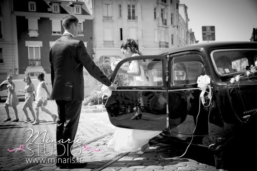 Photographe mariage - Minaris studio - photo 24