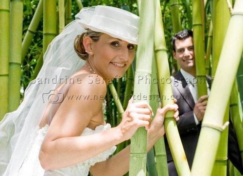 Photographe mariage - Sandrine Sérafini Photographe  - photo 1