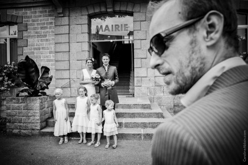 Photographe mariage - C. Ablain Photographe Rennes - photo 2