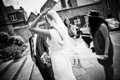 Photographe mariage - C. Ablain Photographe Rennes - photo 5