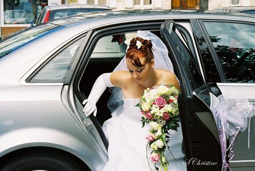 Photographe mariage - Christine Saurin - photo 6