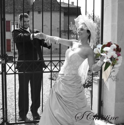 Photographe mariage - Christine Saurin - photo 11