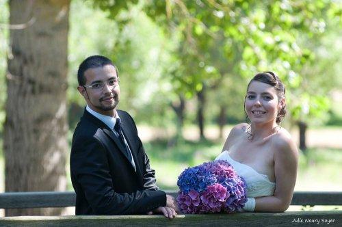 Photographe mariage - Julie Noury Soyer Photographe - photo 43