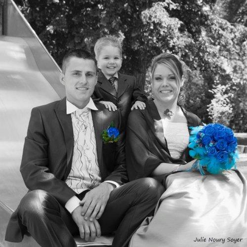 Photographe mariage - Julie Noury Soyer Photographe - photo 5