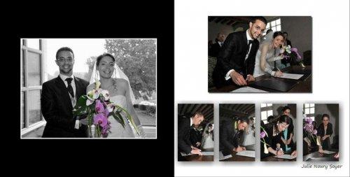 Photographe mariage - Julie Noury Soyer Photographe - photo 28