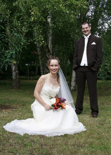 Photographe mariage - Christian MORISSET Photographe - photo 12