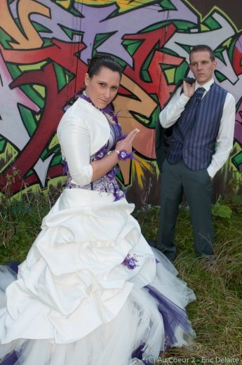 Photographe mariage - Au Coeur 2 - photo 41