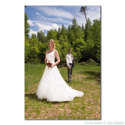Photographe mariage - Au Coeur 2 - photo 43